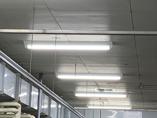 LED照明の交換工事
